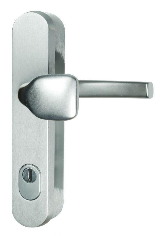 Bezpečnostní kování R.101.ZA.92.F1.TB3 s překrytem vložky