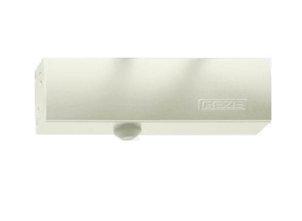 Dveřní zavírač Geze TS 2000 V - bílá