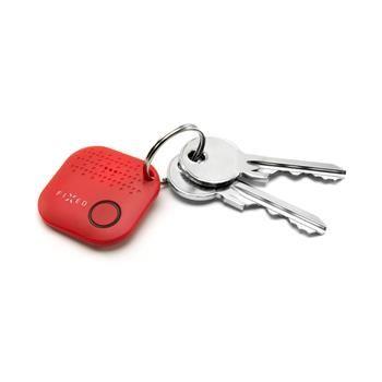 FIXED Smile bluetooth vyhledávač klíčů červená