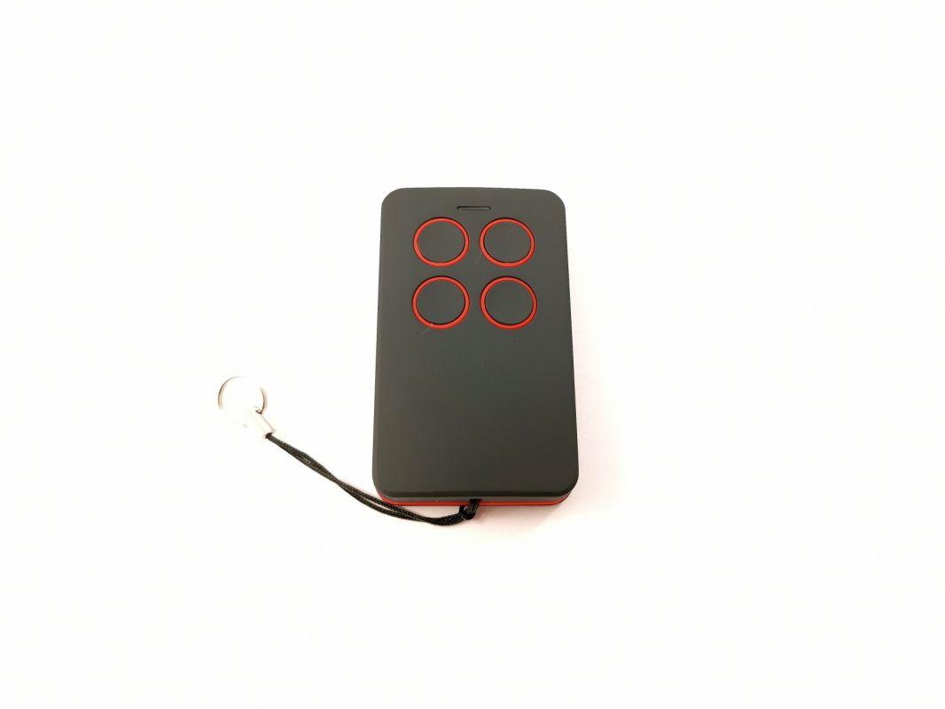 Univerzální ovladač 4-tlačítkový - červený