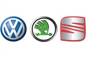 VW,  Škoda,  Seat obaly autoklíčů