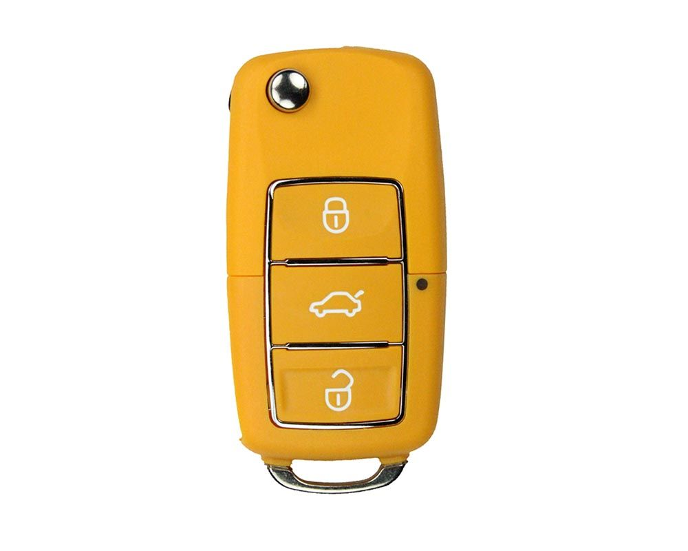 Dálkový ovladač KD B01-3 luxury žlutý
