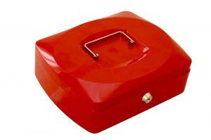 Pokladna (cashbox) 25x20x9cm