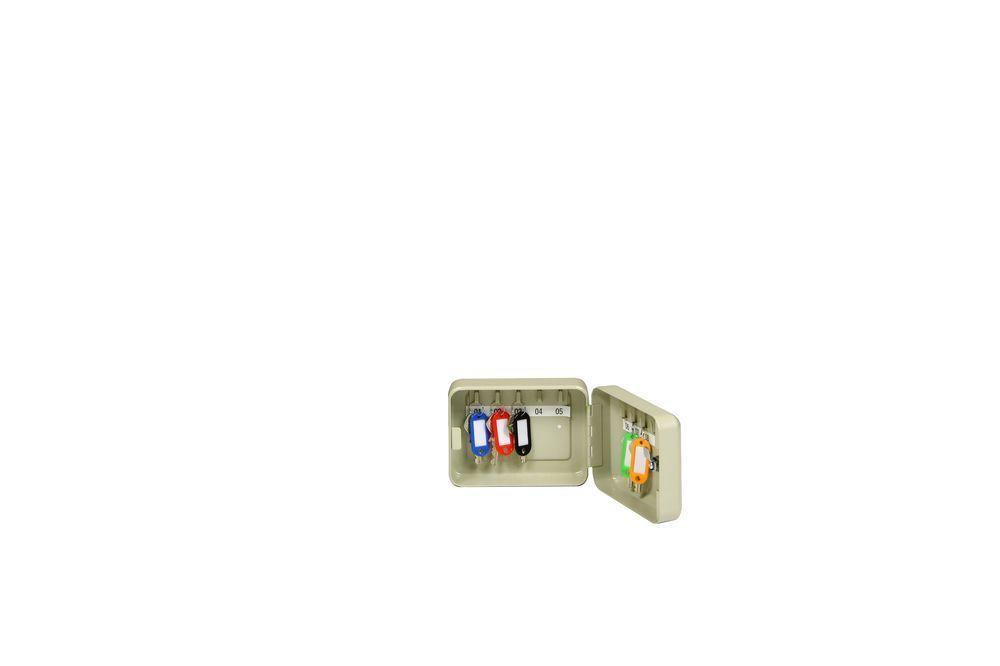 Schránka na klíče 15x12x7cm - 9 klíčů