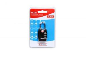 Visací zámek kódový - TSA - cestovní - 33g