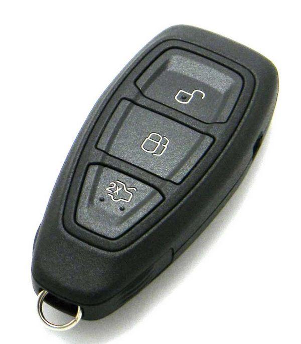 Dálkový ovladač Ford 3tl. 49/53P keyless HU101