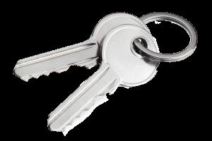 Klíče navíc pro visací zámky