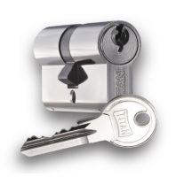 TB3 bez ochrany profilu klíče - zubový klíč
