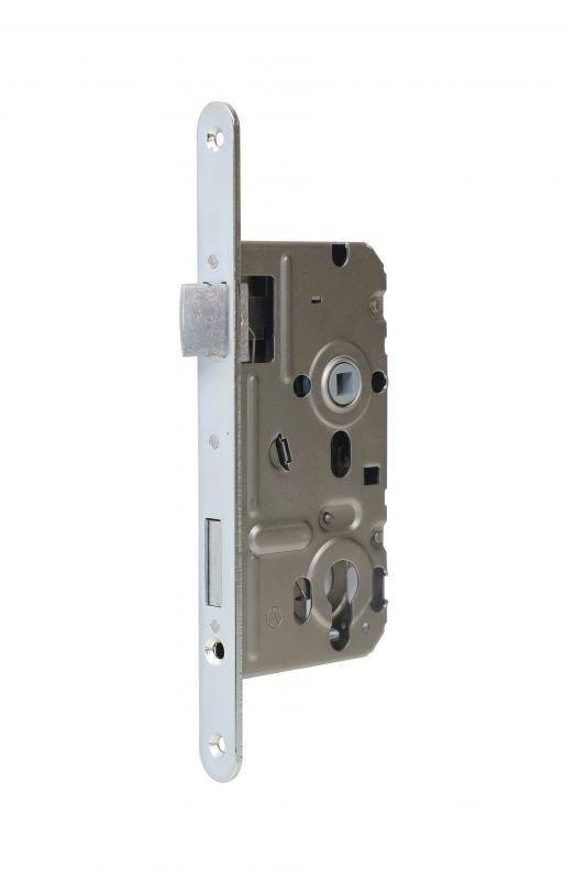 Zadlabací zámek vložkový RICHTER Z.301-PZ.72/55/20.L (K221L)