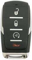 Dálkový ovladač Dodge RAM 4tl. 433MHz 4A 2019+