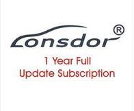Lonsdor předplatné 1 rok (3.rok a další roky)