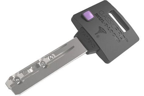 Patentová ochrana profilu klíče